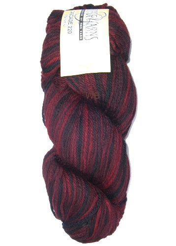 Cascade 220 Paint - Dark Sunset No. 9928 - 100gr.