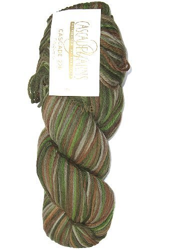 Cascade 220 Paint - Forest Glen No. 9953 - 100gr.