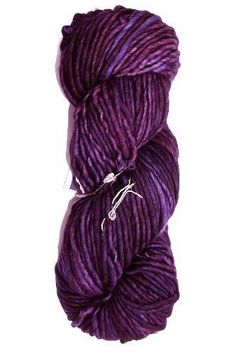 MALABRIGO Mecha - No. 141 Dewberry - 100gr.