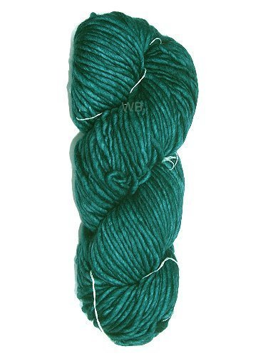 MALABRIGO Mecha - No. 412 Teal Feather - 100gr.