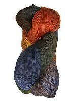 Fleece Artist BFL SOCKS - Tidepool - 115gr.