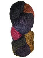 Fleece Artist BFL SOCKS - Monarch - 115gr.