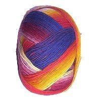 LANG YARNS Jawoll Magic Degrade - No. 051 - 100gr.