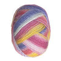 LANG YARNS Jawoll Magic Degrade - No. 053 - 100gr.