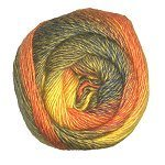 LANG YARNS Jawoll Magic - No. 013 - 100gr.