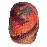 LANG YARNS Jawoll Magic Degrade - No. 175 - 100gr.