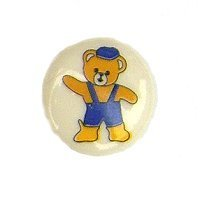 DILL Button 211514 - 15mm - Bear