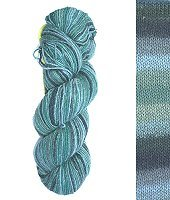 Cascade Casablanca - Teal & Denim No. 21 - 100gr.