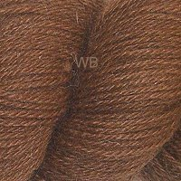ILLIMANI Yarn Eco Llama - Natural Brown - 100gr.