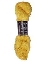 SHILASDAIR Laceweight - Tansy Gold - 25gr.