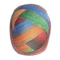 LANG YARNS Jawoll Magic Degrade - No. 027 - 100gr.