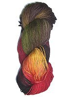 Fleece Artist BFL SOCKS - Morgana - 115gr.