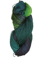 Fleece Artist BFL SOCKS - Spruce - 115gr.