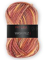 Pro Lana Wash-Filz Color - No. 205 - 50gr.