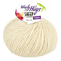 WOOLLY HUGS Sheep - No. 05 - 50gr.