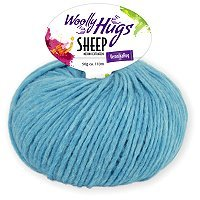 WOOLLY HUGS Sheep - No. 65 - 50gr.