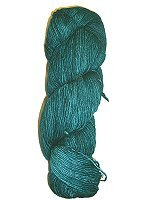 MALABRIGO Mechita - No. 412 Teal Feather - 100gr.