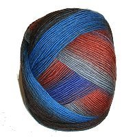 LANG YARNS Jawoll Magic Degrade - No. 021 - 100gr.