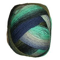 LANG YARNS Jawoll Magic Degrade - No. 058 - 100gr.