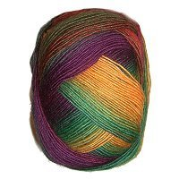 LANG YARNS Jawoll Magic Degrade - No. 090 - 100gr.