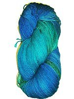 Fleece Artist LOFTY 2/6 - Blue Lagoon - 125gr.