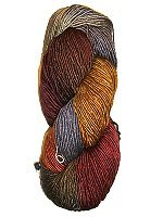 Handmaiden SILK MAIDEN - Red Fox - 100gr.