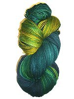 Fleece Artist LOFTY 2/6 - Spruce - 125gr.