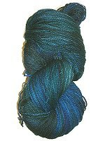 Fleece Artist LOFTY 2/6 - Ocean - 125gr.