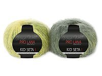 PRO LANA KID SETA Color - No. 185 - 25gr.