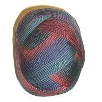 LANG YARNS Jawoll Magic Degrade - No. 034 - 100gr.