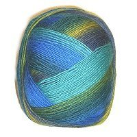 LANG YARNS Jawoll Magic Degrade - No. 106 - 100gr.