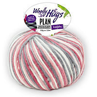 WOOLLY HUGS Plan - No. 81 - 100gr.