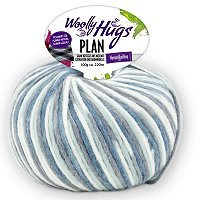 WOOLLY HUGS Plan - No. 83 - 100gr.