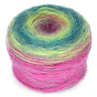 RELLANA Bobbel Mohair Mirror - Color 866 - 150gr.