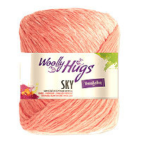 WOOLLY HUGS Sky - No. 24 - 100gr.