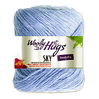 WOOLLY HUGS Sky - No. 55 - 100gr.