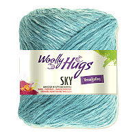 WOOLLY HUGS Sky - No. 68 - 100gr.