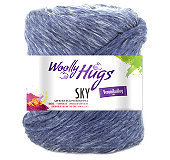 WOOLLY HUGS Sky