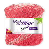 WOOLLY HUGS Sky - No. 30 - 100gr.