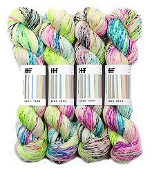 HEDGEHOG Sock Yarn - Boombox - 100gr.