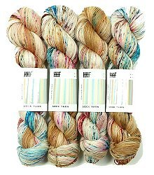 HEDGEHOG Sock Yarn - Deja Vu - 100gr.