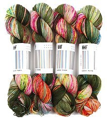 HEDGEHOG Sock Yarn - DRK - 100gr.