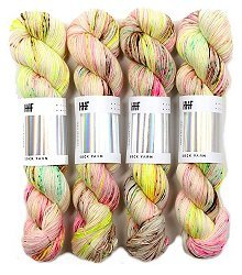 HEDGEHOG Sock Yarn - Cry Baby - 100gr.