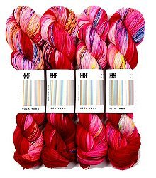 HEDGEHOG Sock Yarn - Crush - 100gr.