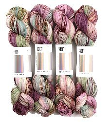HEDGEHOG Sock Yarn - Damsel - 100gr.